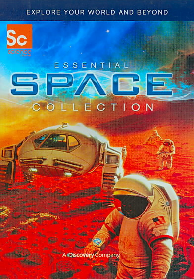 DISCOVERY ESSENTIAL SPACE COLLECTION BY RUTAN,BURT (DVD)