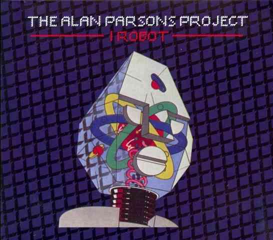 I ROBOT BY PARSONS,ALAN PROJEC (CD)